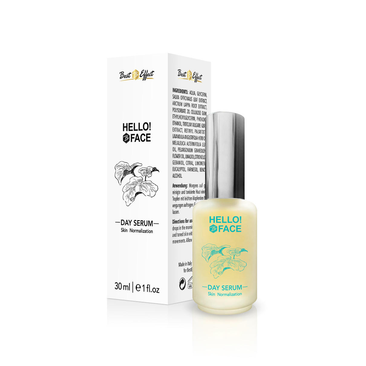 Hello!Face Day Serum Normalizing