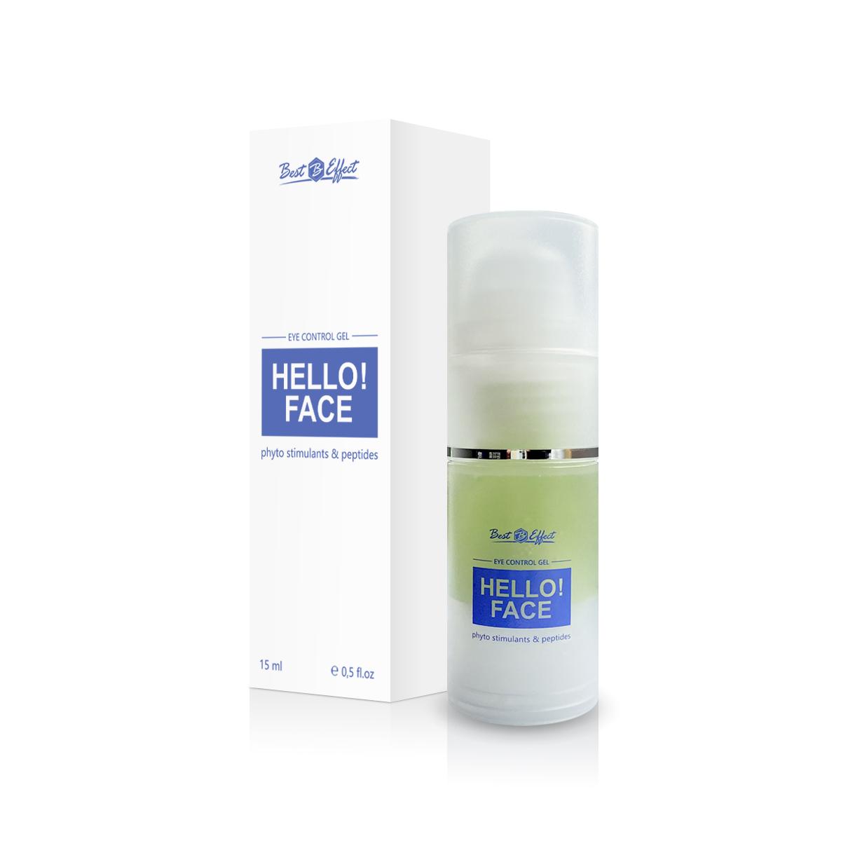 Hello!Face eye control gel